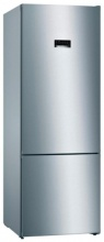 Bosch KGN56XLEA Frigorifero Combinato No Frost 508 litri Classe E Inox
