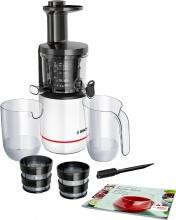 Bosch MESM500W Estrattore di Succo a Freddo Frutta e Verdura 150 W Slow Juicer