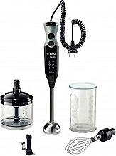 Bosch Frullatore ad Immersione Minipimer 750 W con Accessori MSM67170 ErgoMixx