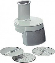 Bosch Accessori per Robot Cucina MUM8 per  GrattareTagliareGrattugiare MUZ8DS1