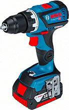 Bosch GSR18V60C 06019G1106 Trapano avvitatore professional 18.0 V Litio 4 Ah