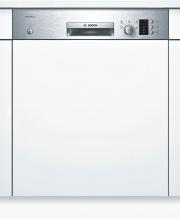 Bosch SMI25CS01E Lavastoviglie Incasso Forntalino a Vista 13 Coperti A++ 60 cm
