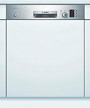 Bosch Lavastoviglie Incasso Frontalino vista 13 Coperti Cl A+ 60 cm SMI50E85EU