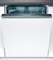 Bosch SMV25CX02E lavastoviglie Incasso Scomparsa totale 13 Coperti A++ 60 cm
