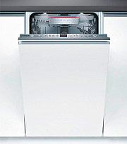 Bosch SPV66TX01E Lavastoviglie Slim Incasso Scomparsa 10 Coperti A+++ 45 cm
