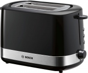 Bosch TAT7403 Tostapane 2 Fette 800 Watt scongelamento e Fondo raccoglibriciole