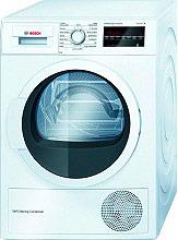 Bosch Asciugatrice Asciugabiancheria 8 Kg A++ Condensazione Pompa Calore WTW85468