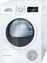 Bosch Asciugatrice Asciugabiancheria 9 Kg A++ Condensazione Pompa Calore WTW85469