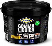 BOSTIK Gomma Liquida Impermeabile Acqua e Aria per esterni e interni 5 lt