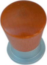 Botter Luigi BLGHU877 Pomoli Legn  Ot.745A mm.19 Ciliegio Pz.2 Blister  6