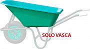 Bragagnolo Vasca in Plastica per Carriola Modello 1GAR01.PV