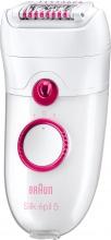 Braun 5185 Epilatore Depilatore Silk Epil 5 2 Velocità Young Beauty Legs  rosa
