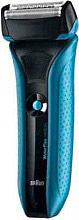 Braun WF2s Rasoio elettrico Barba Ricaricabile Wet&Dry 3 lame - WaterFlex