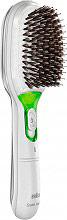 Braun BR750 Spazzola Lisciante Capelli elettrica Ioni Setole naturali  Satin Hair 7