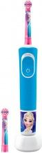 Braun D100KIDSFZ Spazzolino Elettrico Oral B Ricaricabile Bambini Frozen D100KIDSSW
