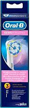 Braun Testine ricambio Spazzolino elettrico Conf. 3 testine Sensi Ultrathin