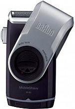 Braun Rasoio elettrico Barba Ricaricabile Rifinitore Viso Wet&Dry M-90