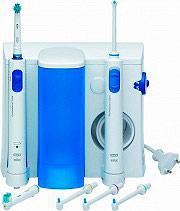 Braun Spazzolino Elettrico Ricaricabile Idropulsore oral b Water jet + 500 OC