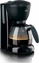 Braun Macchina Caffè Americano macinato polvere Pure Aroma Plus KF 560