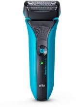 Braun WF2s Rasoio elettrico Ricaricabile Impermeabile Cordles WaterFlex  Series 5