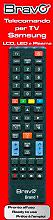 Bravo 90202061 Telecomando Universale per televisori Samsung