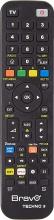Bravo 92602666 Telecomando per TV Televisori DVD SAT DTT SKY Universale -  TECH3
