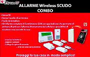 Bravo Antifurto casa Allarme Wireless Display LCD 92902931 Scudo Combo