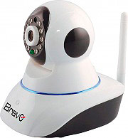Bravo Marshal New Telecamera Wireless IP Motorizzata Controllo remoto da PC