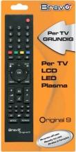Bravo ORIGINAL 9 Telecomando specifico Telecomando per GRUNDIG ad uso TV
