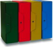 Brefiocart 020E7617V Confezione 5 Scatole Prog con Bott Dorso15 Verd