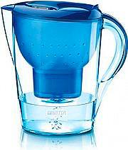Brita Caraffa filtrante Capacità in litri 3,5 col Blu MARELLA XL 002756