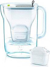 Brita STYLE GREY Caraffa Filtrante Acqua 2.6 litri filtro Maxtra+ colore Grigio