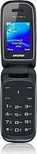 "Brondi 10273690 Oyster S - Telefono Cellulare Dual SIM 1,77"" GPRS, GSM WAP Nero"