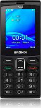 "Brondi 10273860 TEX Cellulare Smartphone Dual Sim 2.4"" 1.3 Mpx GSM Micro Sd"