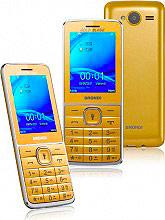 Brondi 10273950 Gold Blade - Telefono Cellulare Dual SIM GSM Quad Band Oro
