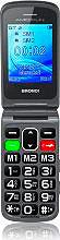 Brondi Telefono Cellulare Dual SIM GSM Tasti grandi 1,3Mpx Radio AMICO FLIP+