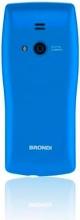 "Brondi EROS Telefono Cellulare 1.77"" Dual Sim Vivavoce Bluetooth Azzurro"