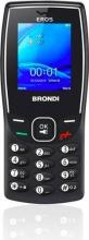 "Brondi EROS Telefono Cellulare 1.77"" Dual Sim Vivavoce Bluetooth Nero"