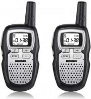 Brondi FX COMPACT SPORT S Ricetrasmittenti 8 canali 1 unità Raggio 5 Km