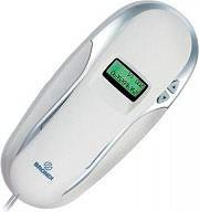 Brondi Telefono fisso con Filo Display Orologio Data Bianco Kenoby CID