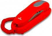 Brondi Nemo Rosso Telefono fisso a filo