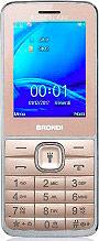 "Brondi ROSE BLADE Rosa Blade Telefono Cellulare Dual SIM 2.4"" 1.3 Mp GSM Bluetooth Radio FM"