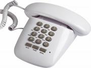 Brondi SIRIO BIANCO Telefono fisso a filo