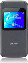 Brondi WINDOWG Window - Telefono Cellulare GSM Dual Sim Bluetooth Radio FM