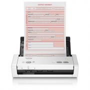Brother ADS1200UN1 Scanner ADF A4 600 x 600 DPI colore Nero, Bianco ADS-1200