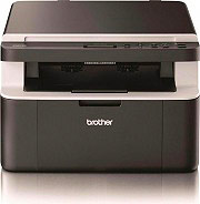 Brother Stampante Laser Monocromatica Multifunzione Scanner A4 USB - DCP-1512