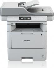 Brother DCP-L6600DW Stampante Multifunzione Laser Bianco e Nero A4 Wifi