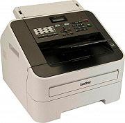 Brother FAX-2840 Fax Laser B N alta velocità super G3 (33.6 kbps)