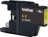 Brother LC1220 Y Cartuccia Originale Giallo