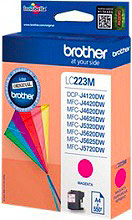 Brother LC223M Cartuccia Originale Inkjet Magenta Stampante Brother MFCJ4620DW